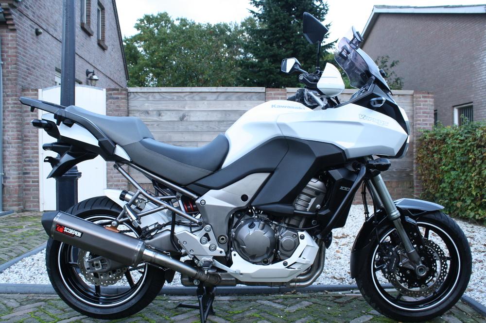 Kawasaki Versus 1000 ABS